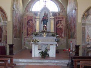 Altare chiesa di Santa Maria - Magnago (MI)