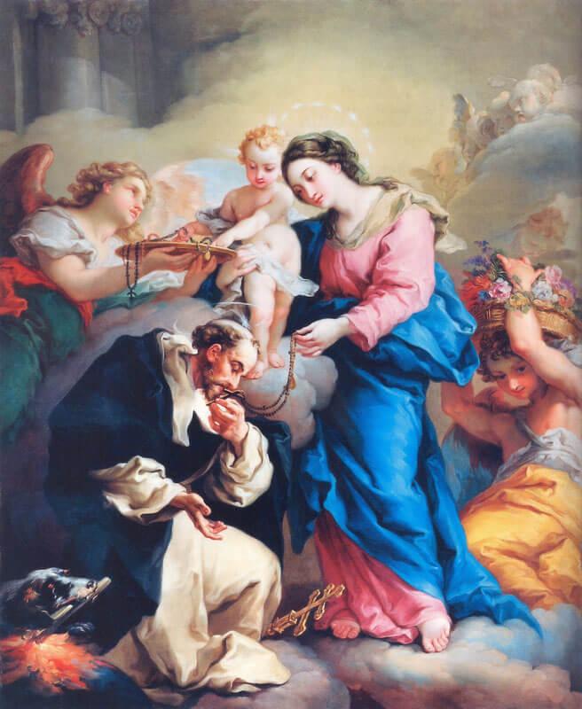 Beata Vergine Maria del Rosario