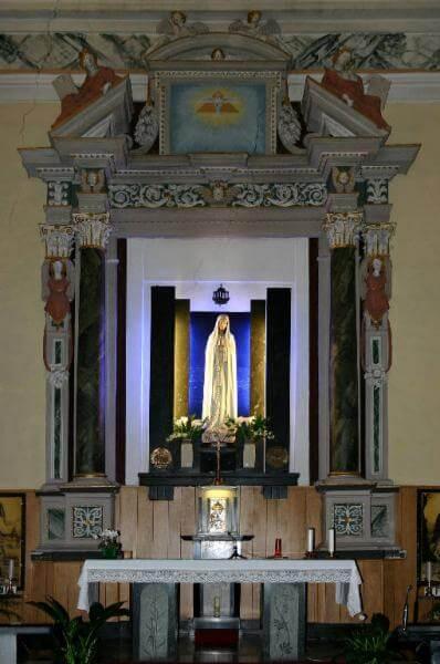 Gita - Pellegrinaggio al Santuario della Madonna di Fatima di Gera Lario